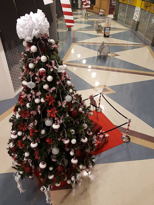 Christmas Tree Masterpiece, Eastridge Shopping Centre