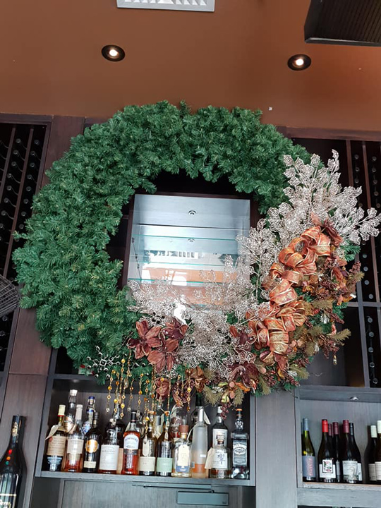 Christmas Wreath Masterpiece, Rydges Hotels and Resorts