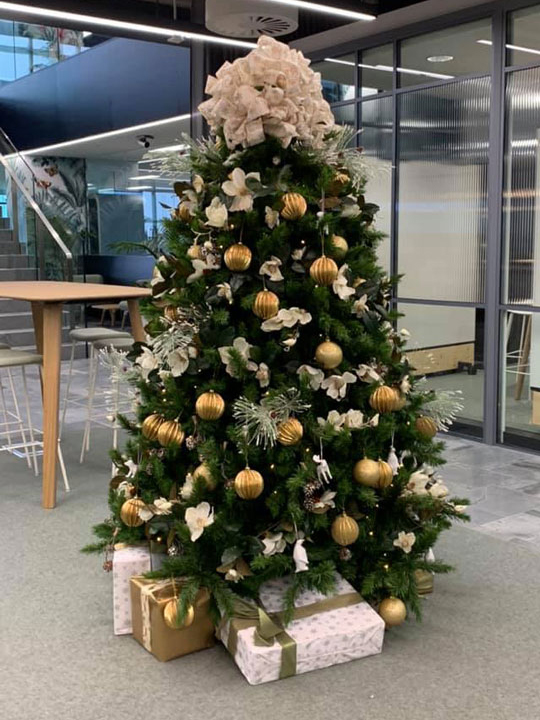 Christmas Tree #32, ANZ Sylvia Park
