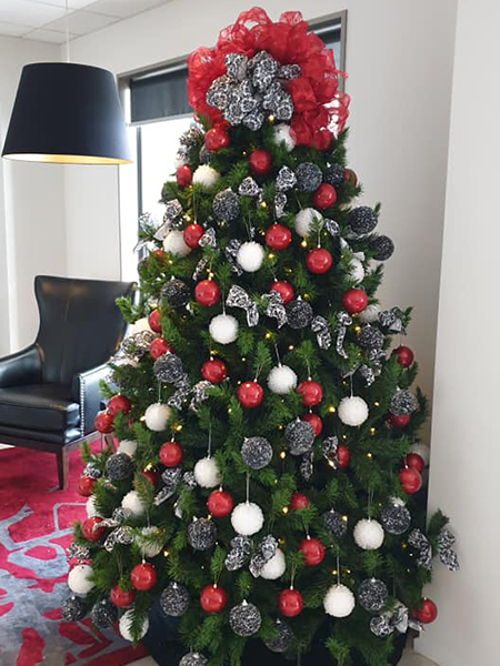 Christmas Tree #40, Rydges Latimer Christchurch