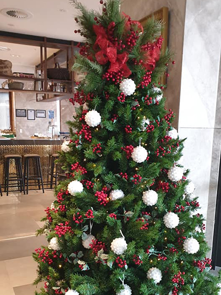 Christmas Tree #49, Crowne Plaza Christchurch