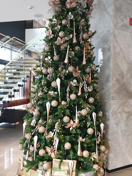 Christmas Tree #50, Crowne Plaza Christchurch